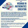 Вебинар за Математичка едукација