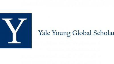 2021 YALE YOUNG GLOBAL SCHOLARS (YYGS) PROGRAM