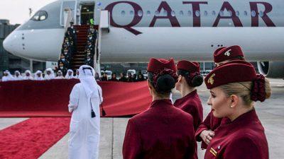 Авиокомпанија со најмногу следачи: Повеќе од 20 милиони луѓе го следат Катар ервејс на Фејсбук