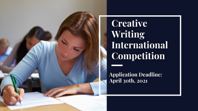 Creative Writing International Competition