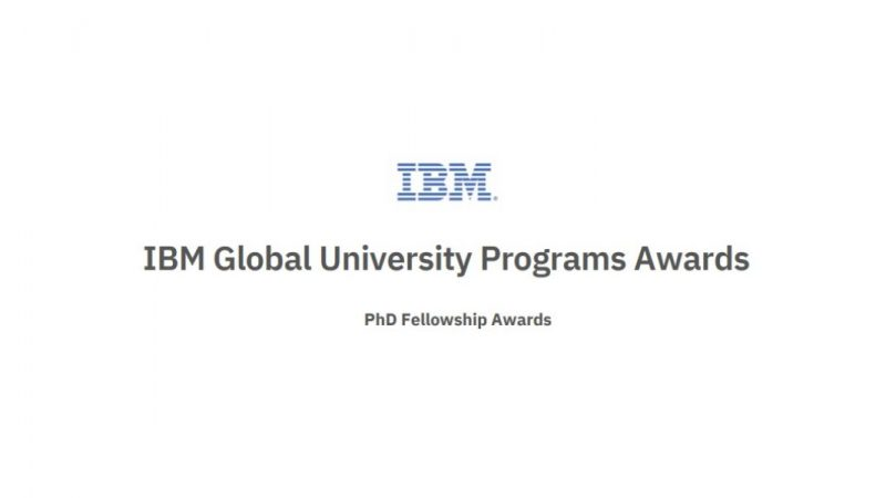 IBM ACADEMIC AWARDS