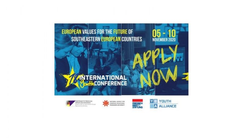 "International Youth Conference ""European Values for the Future of the Southeastern European …"