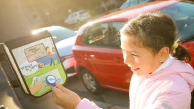 Наградна игра со цел децата почесто да излегуваат на улица