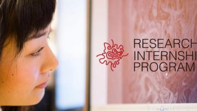 OIST RESEARCH INTERNSHIP PROGRAM 2020/2021
