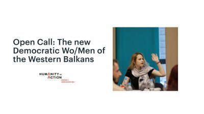 Open Call: The new Democratic Wo/Men of the Western Balkans