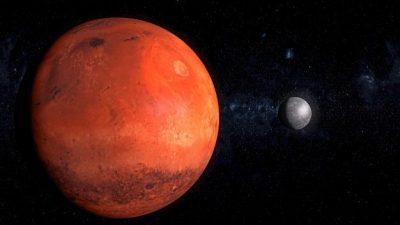Погледнете во небото! Следен пат Марс ќе биде толку блиску до Земјата дури во 2035 година