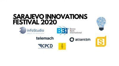 SARAJEVO INNOVATIONS FESTIVAL 2020