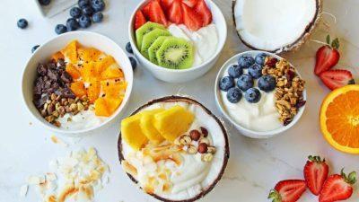4 здрави идеи за појадок со јогурт