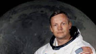 Аукциска куќа Кристи: Слика со Нил Армстронг на Месечината се продава за 33.500 евра