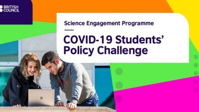 BRITISH COUNCIL COVID-⁠19 STUDENTS' POLICY CHALLENGE