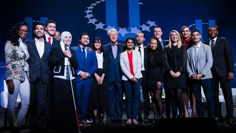 CLINTON GLOBAL INITIATIVE UNIVERSITY PROGRAM 2021