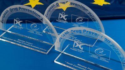EUROPEAN DRUG PREVENTION PRIZE 2021