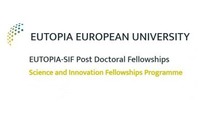 EUTOPIA SCIENCE AND INNOVATION FELLOWSHIP PROGRAMME