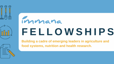 IMMANA Fellowships for Emerging Leaders in Agriculture, Nutrition, and Health Research