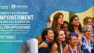 Miller Center Women's Economic Empowerment Online Accelerator 2021