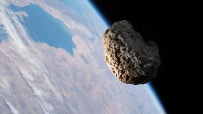 Огромен астероид ја смени траекторијата, би можел во 2068 да удри во Земјата