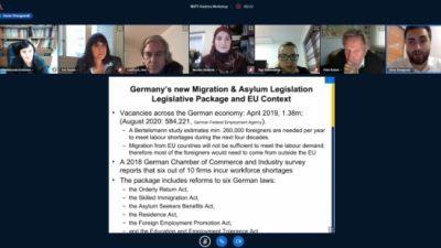 """УГД на Mеѓународна конференција """"5 години од бегалската криза"""""""