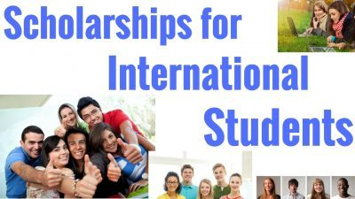 2021 Contest Scholarships for International Students