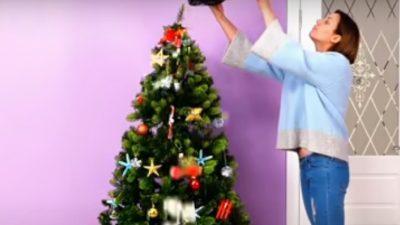 БИДЕТЕ УНИКАТНИ: Одлични идеи за семејно украсување и изработка на новогодишни детали (ВИДЕО)