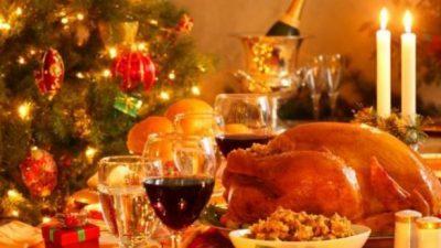 Како да не се здебелите за време на празниците?