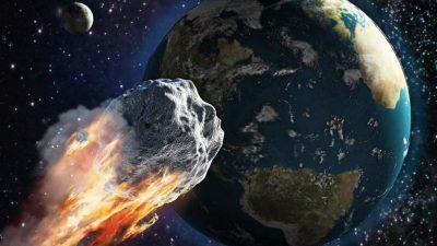 НАСА: Астероид колку авион се приближува до Земјата со брзина од 7,65 км во секунда