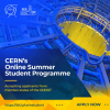Онлајн летна студентска програма на ЦЕРН