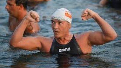 Светскиот првак во маратонско пливање – Томи Стефановски, гостин предавач на УАКС