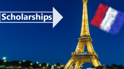 Top 10 Scholarships in France for Foreign Students
