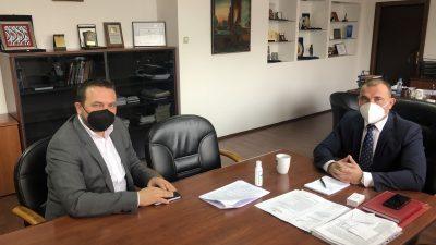 УКЛО ја интензивира соработката со Центарот за управување со кризи