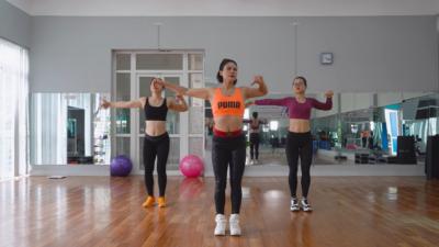 ВИДЕО: Ослабнете 3 кг за 2 недели со најлесните и најзабавните домашни вежби