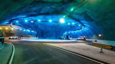 ВИДЕО: Погледнете како изгледа тунелот со кружен тек на дното на Атланскиот Океан