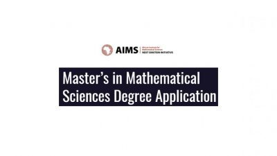 AIMS STRUCTURED MASTER'S PROGRAM
