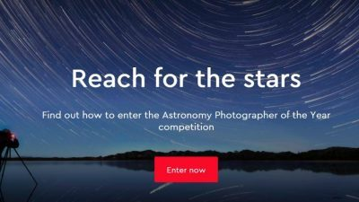 ASTRONOMY PHOTOGRAPHER OF THE YEAR COMPETITION 2021