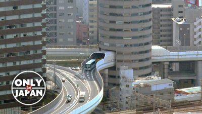 Единствен пример во светот: Низ оваа зграда поминува АВТОПАТ (ВИДЕО)