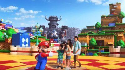 Јапонија: Повторно одложено отворањето на паркот Супер Марио во Осака