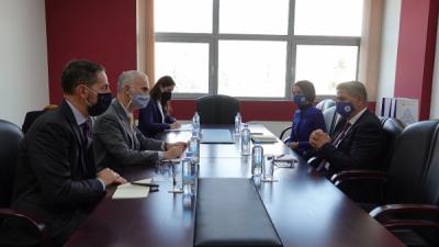 Се продлабочува соработката помеѓу УЈИЕ и Италијанската амбасада