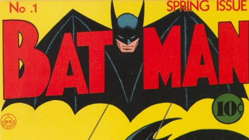 Стрип за Бетмен е продаден за рекордни 2,2 милиони …