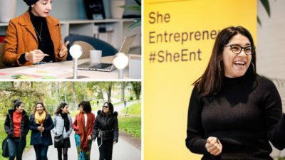 Swedish Institute She Entrepreneurs Leadership Program 2021 for Women Entrepreneurs in MENA