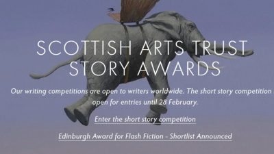 THE SCOTTISH ARTS CLUB SHORT STORY COMPETITION