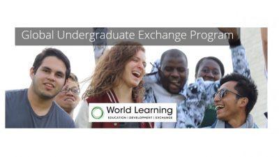 WORLD LEARNING GLOBAL UNDERGRADUATE EXCHANGE PROGRAM