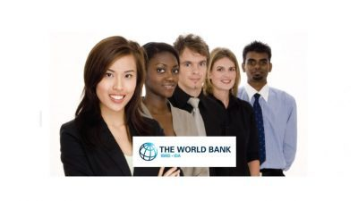 World Bank Summer Internship Program 2021 for Young Professionals