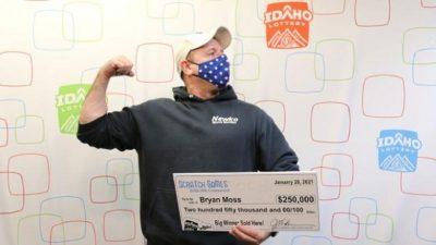 Американец по шести пат добива на лото, овој пат освоил 250 илјади долари