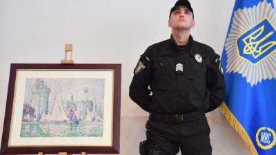 Франција: Украдената слика на Пол Сињак, вредна 1,5 милиони евра, ќе биде вратена на Музејот во Нанси