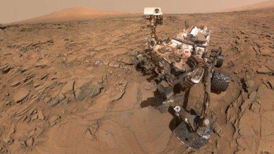 НАСА: Објавено видео од слетувањето на Марс