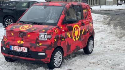 Ова е најефтиниот електричен автомобил во Европа – има кожна ткаенина направена од ова необично растение !