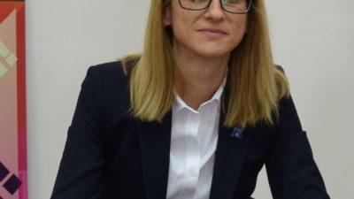 Проф. д-р Ангелина Станојоска – добитник на Фулбрајт грант во рамките на програмата Fulbright Visiting Scholar