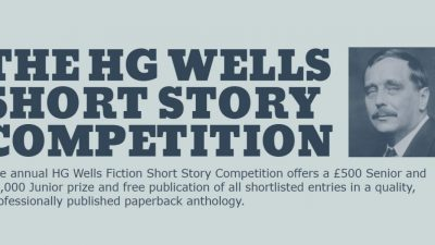 THE HG WELLS FICTION SHORT STORY COMPETITION