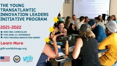 THE YOUNG TRANSATLANTIC INNOVATION LEADERS INITIATIVE PROGRAM