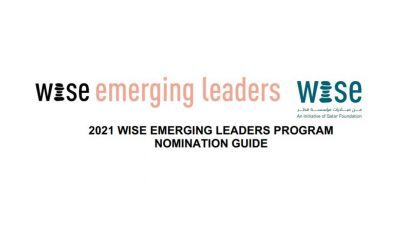 WISE EMERGING LEADERS FELLOWSHIP PROGRAM 2021