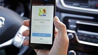 """Борба против климатските промени: """"Гугл мапс"""" ќе ги насочува возилата по еколошки патишта"""